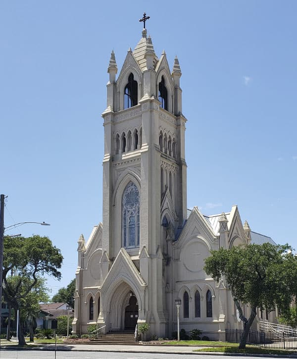 St. Patrick Church Front