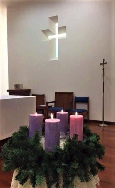 Advent at Our Lady by the Sea