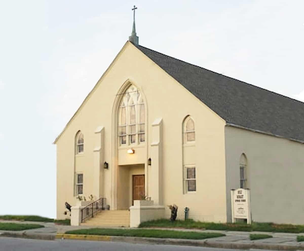 Holy Rosary Church 2