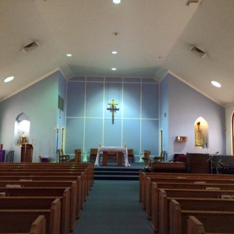 Holy Rosary Church Galveston 2