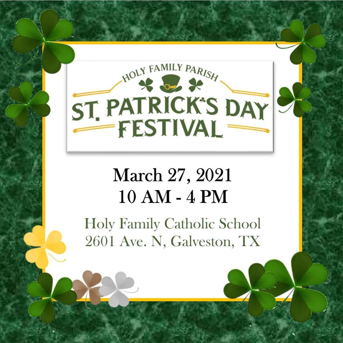 St. Patrick Festival Web icon
